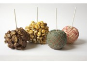 Gourmet Candy Coated Apples