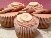 Bannana-Rama PUPcakes- for your doggie