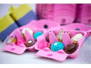 Mini Cupcake Egg Crates