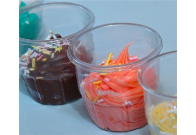 Frosting Shots